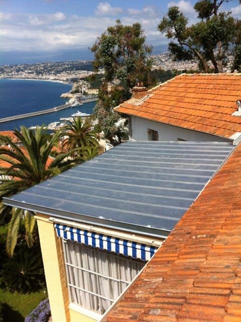 RIVIERA ZINGUERIE : la couverture de toits de maison à Nice